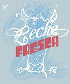 Fresh Milk in Spanish