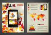 Flyer or Brochure Design Templates.