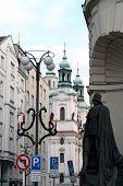 Prague Small Streets