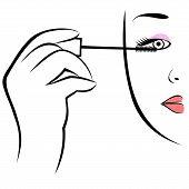 Eye Makeup Symbol