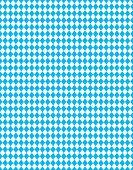 Bavarian Background blue white