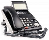 Office Digital Telephone With Lcd