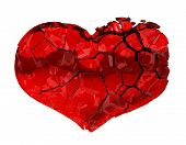 Broken Heart - Unrequited Love, Death, Disease Or Pain