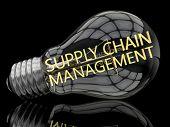 stock photo of supply chain  - Supply Chain Management  - JPG