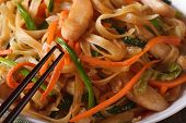 stock photo of lo mein  - Delicious food - JPG