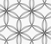 stock photo of pedal  - Seamless geometric pattern - JPG