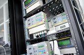 image of electricity meter  - Digital gas flow meters - JPG