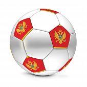Soccer Ball/football Montenegro