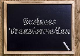 stock photo of transformation  - Business Transformation  - JPG