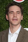 LOS ANGELES - JUL 28:  Brian Dietzen arrives at the 2010 CBS, The CW, Showtime Summer Press Tour Par