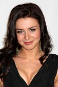 LOS ANGELES - AUGUST 1:  Caterina Scorsone arrive(s) at the 2010 ABC Summer Press Tour Party at Beve