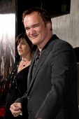 LOS ANGELES - AUG 25:  Quentin Tarantino arrives at the