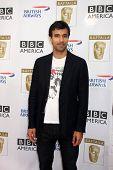 LOS ANGELES - AUG 27:  Phillip Rhys arrives at the 2010 BAFTA Emmy Tea at Century Plaza Hotel on Aug