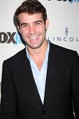 Los Angeles Sep 13: James Wolk kommt in der Fox Herbst Eco Casino Party 2010 im Boa am September