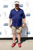 LOS ANGELES - SEP 20:  Andy Richter arrives at the ATAS Golf Tournament 2010 at Private Golf Club on September 20, 2010 in Toluca Lake, CA