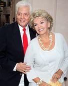 LOS ANGELES - 28 de setembro: Bill Hayes & Susan Seaforth Hayes chega ao