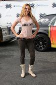 LOS ANGELES - OCT 23:  Natasha Alum at the