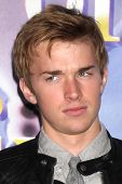LOS ANGELES - NOV 6:  Chandler Massey  arrives at the Days of Our Lives 45th Anniversary Party at House of Blues on November 6, 2010 in West Hollywood, CA