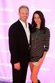 Los Angeles, nov 13: Ian & Erin Ziering kommen am 5. März Groschen Feier des Babys Lun