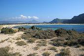Voidokilia Beach Remote View