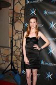 LOS ANGELES - DEC 14:  Madisen Beaty attends the