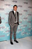 LOS ANGELES - JAN 11:  Cory Monteith arrives at the FOX TCA Winter 2011 Party at Villa Sorriso on January 11, 2011 in Pasadena, CA