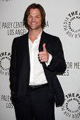 LOS ANGELES - MAR 13:  Jared Padalecki arrives at the