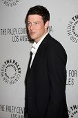 LOS ANGELES - MAR 16:  Cory Monteith arriving at the