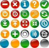 Internet And Application Icon