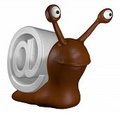 slug with email alias