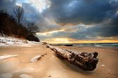 Rocky Gap Beach, Benton Harbor, Michigan