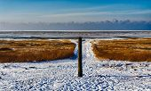 Mar de Wadden de el Mando de la isla, Dinamarca