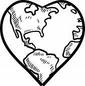 picture of ero  - Doodle style Valentine - JPG