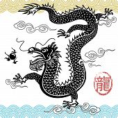Chinese Traditional Dragon
