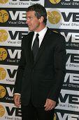 LOS ANGELES - FEB 7:  Antonio Banderas arrives at the 10th Annual Visual Effects Society Awards at B
