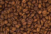 Black Coffee Background
