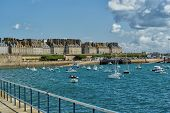 Bay Of Saint-malo, France