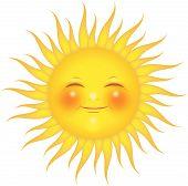Постер, плакат: Солнце