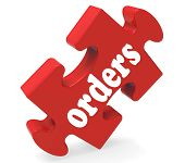 Orders Means Sales And Purchases