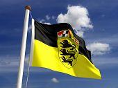 Baden-w�rttemberg Flag Germany