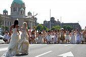 Wedding race