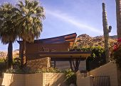 Palm Springs Desert Home