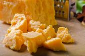 Cheddar Cheese Chunks