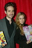 UNIVERSAL CITY - DEC. 4: David Lautman and Lisa Lautman arrive at publicist Mike Arnoldi's birthday