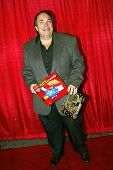 UNIVERSAL CITY - DEC. 4: Jon Morgan Woodward arrives at publicist Mike Arnoldi's birthday celebratio