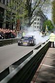 Audi Burnout