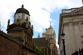 Gonville and Caius College, Cambridge, England