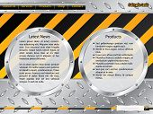 Cool Construction Website Template