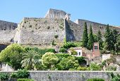 Old fortress of Corfu town, Greece