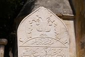 Arabic Tombstone